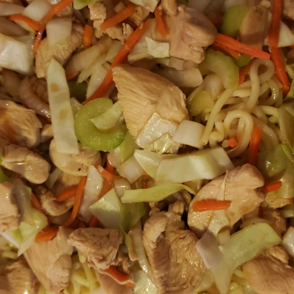 Cantonese Chicken Chow Mein TX_CHIC