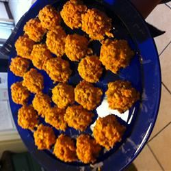 Buffalo Chicken Dipping Balls Michele McCormick