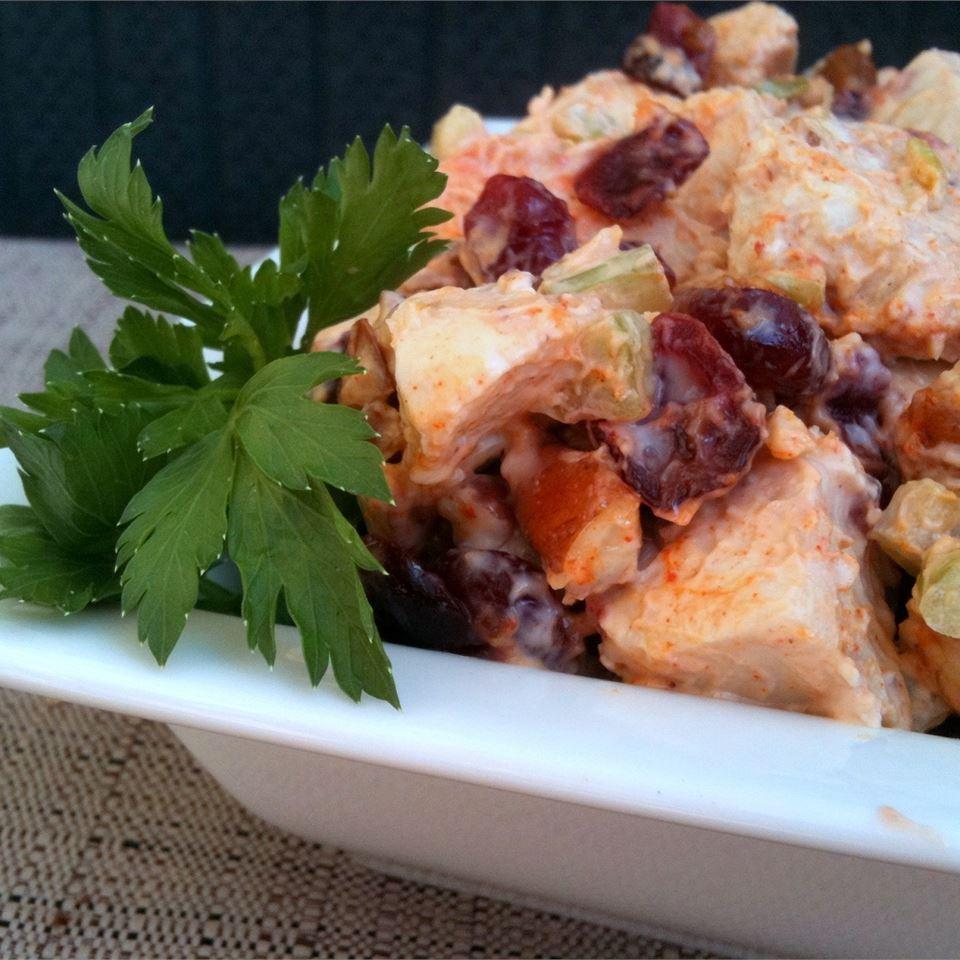 Holiday Chicken Salad emmaxwell
