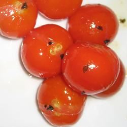 Byrdhouse Blistered Cherry Tomatoes sanzoe
