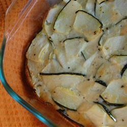 Zucchini Casserole MomTo6