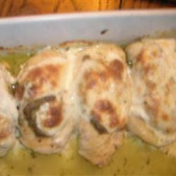 Pesto Cheesy Chicken Rolls Liza7298