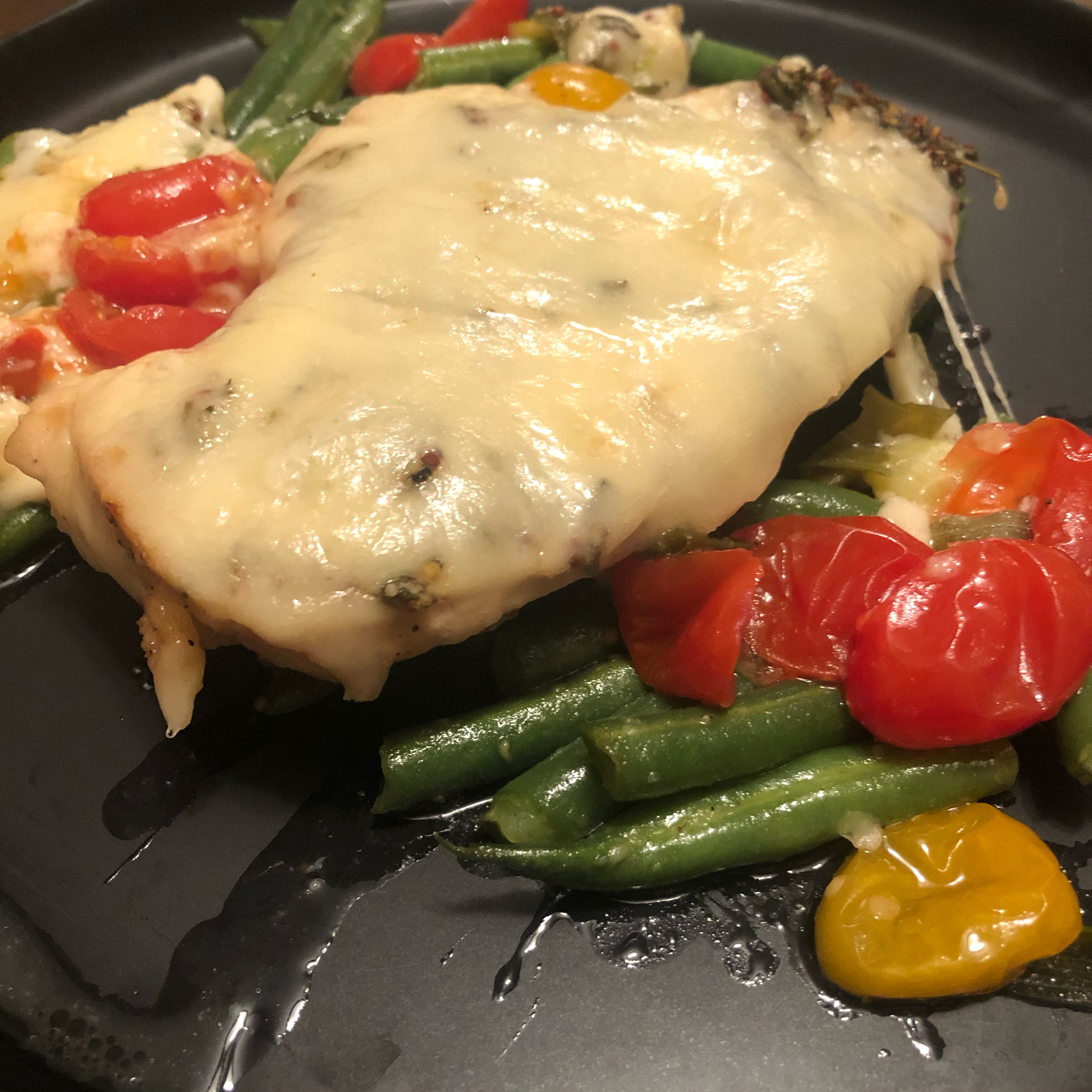 Provencal Chicken Casserole