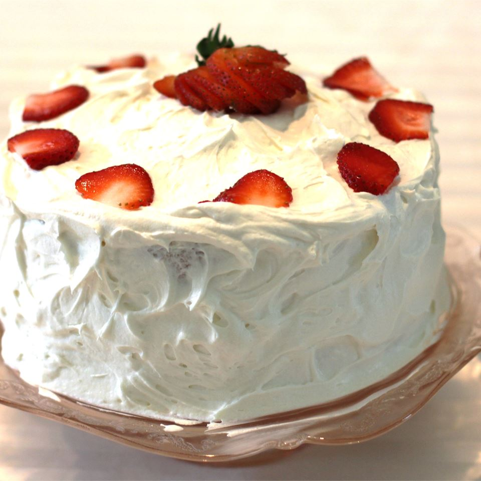 Strawberry Dream Cake I_image
