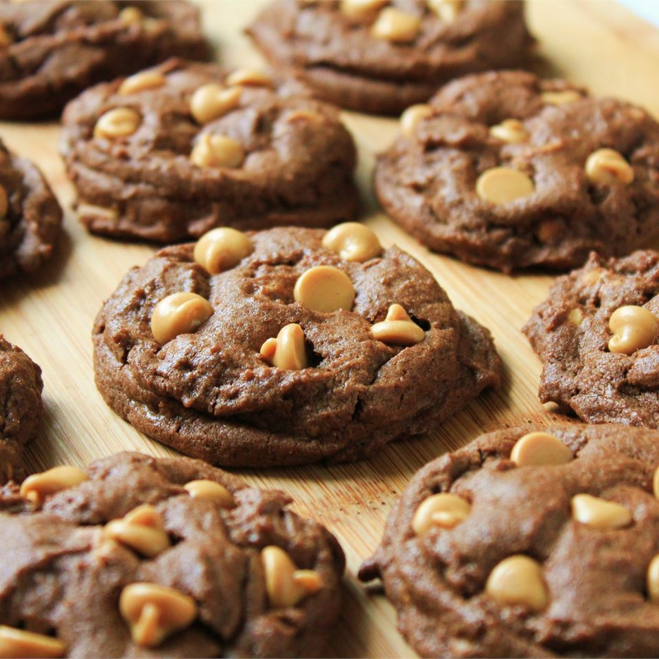 Peanut Butter Chip Chocolate Cookies_image
