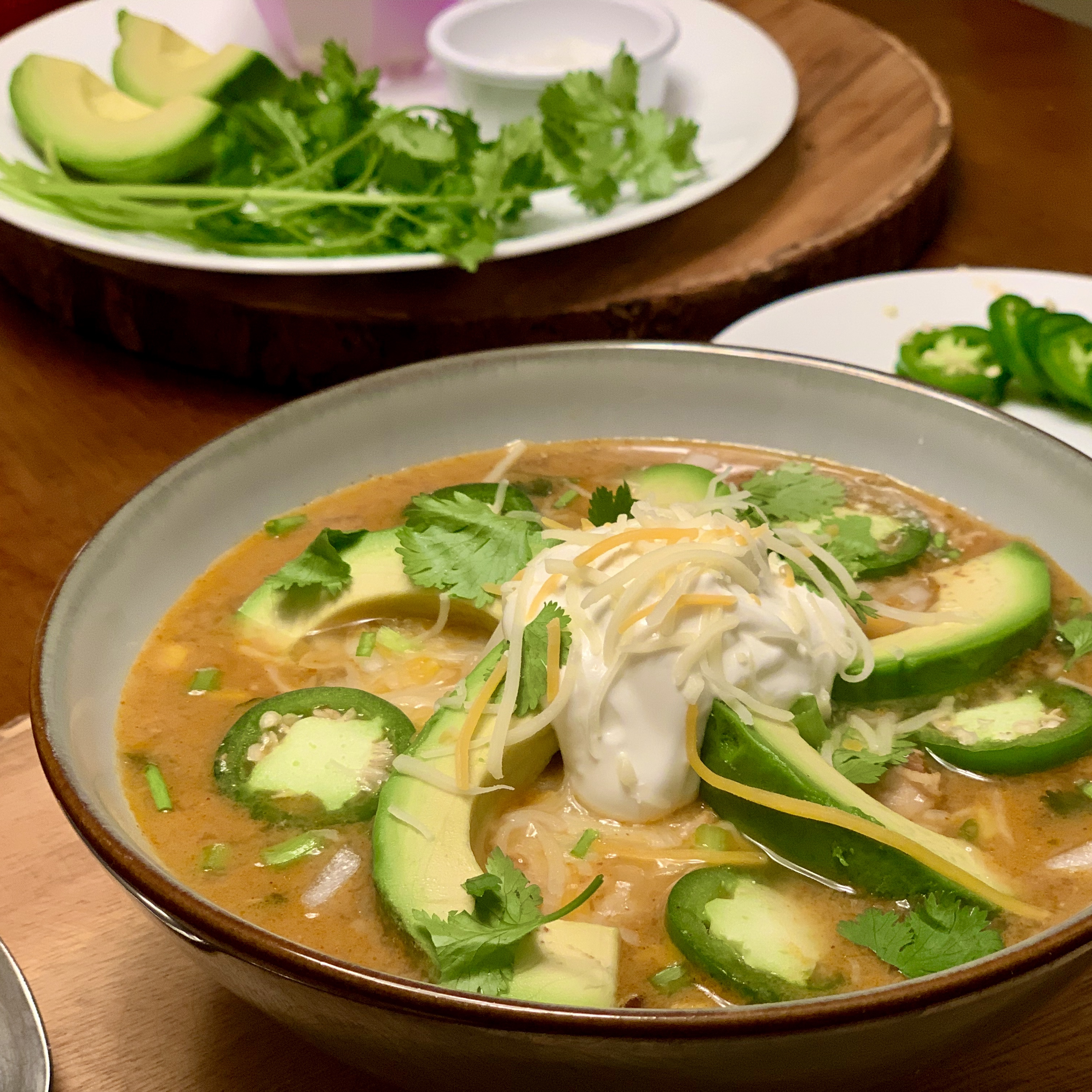 Chicken Tortilla Soup I Star Pooley
