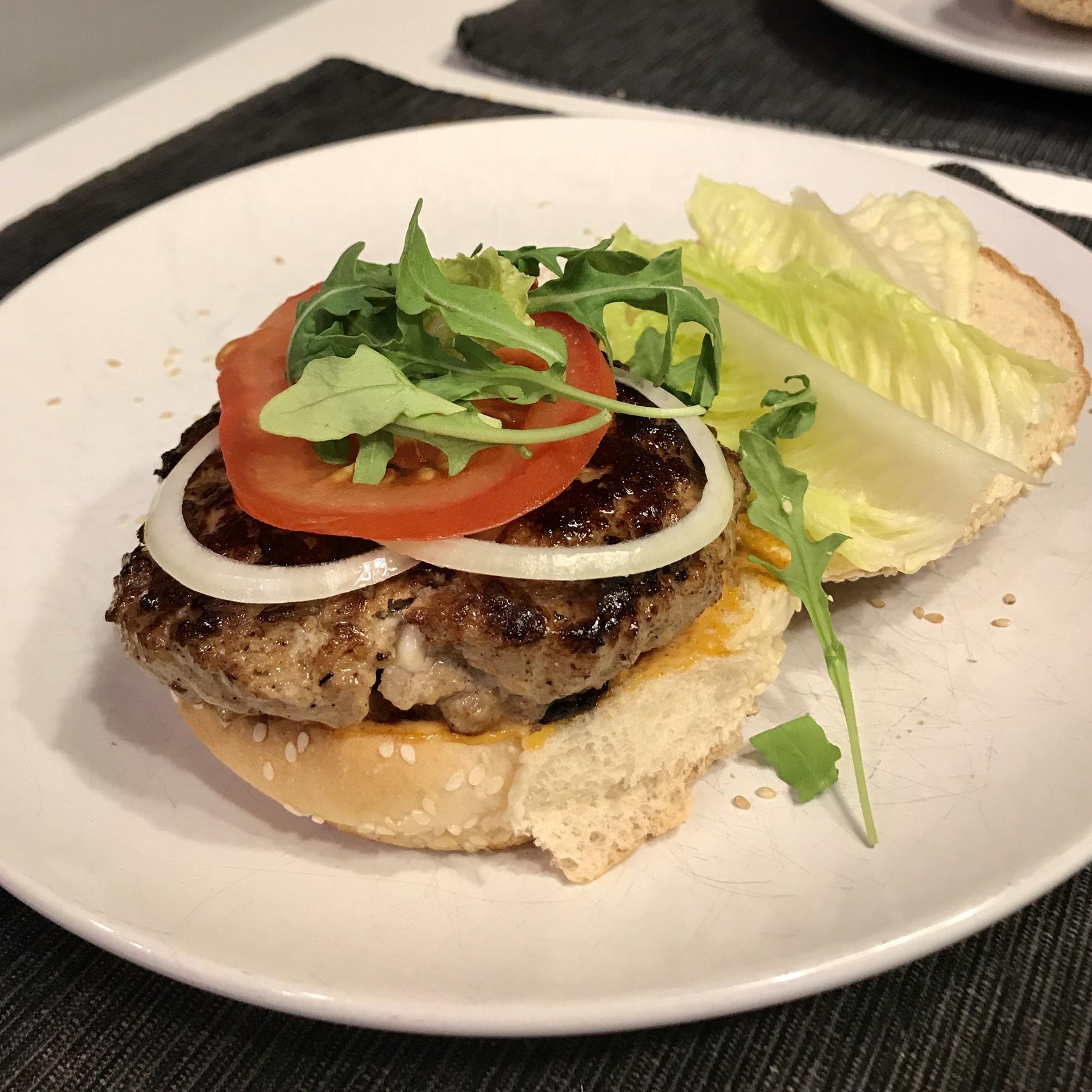 Big Moe's Pork Burgers image