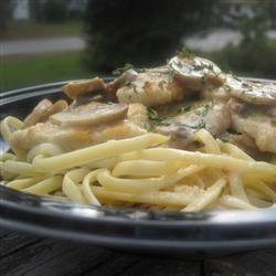 Chicken Marsala II