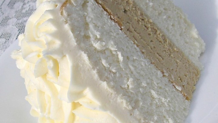 wedding cake recipes from scratch white almond wedding cake recipe allrecipes 23623