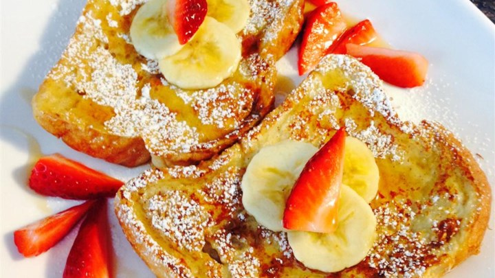 Fluffy French Toast