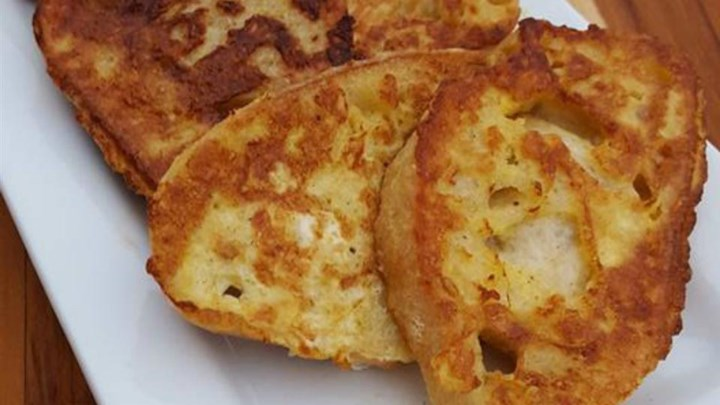 Parmesan french toast | French Toast Recipes | A Collection Of The Best Homemade Recipes