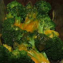 Quick and Simple Broccoli and Cheese
