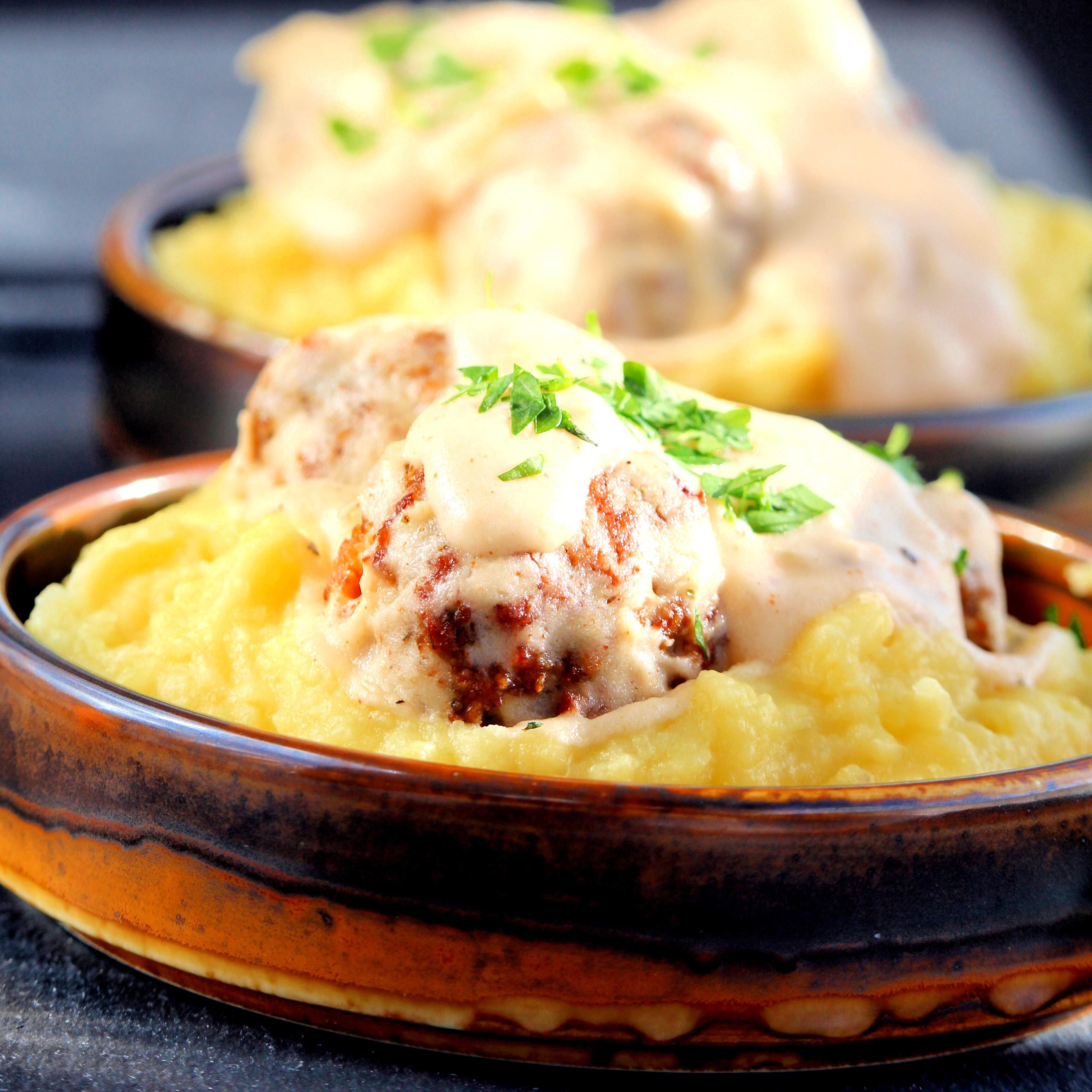 Grandma's Authentic Swedish Meatballs Recipe - Allrecipes.com ...