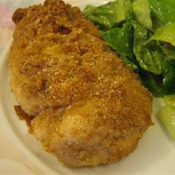 Easy Garlic Chicken ashleighm