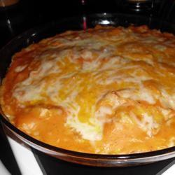 Salsa Chicken Rice Casserole Veg
