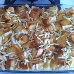 Pear and Almond French Toast Casserole Brittany Holland