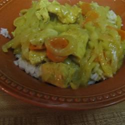 Chicken and Apple Curry LompocCook