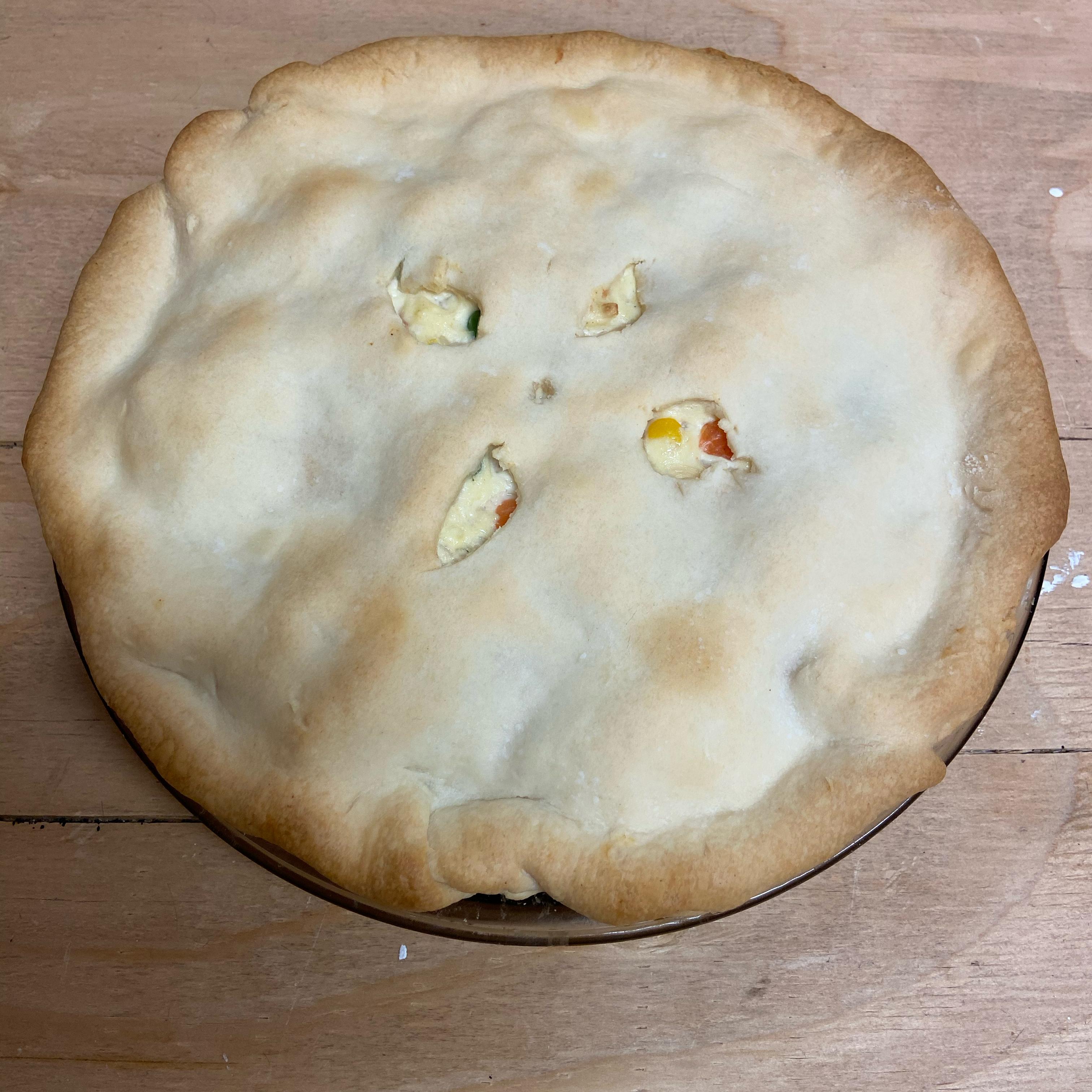 Terry's Favorite Easy Chicken Pie