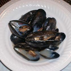 Mussels Mariniere Deb C