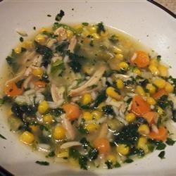 Lemon Chicken Soup II Kristen