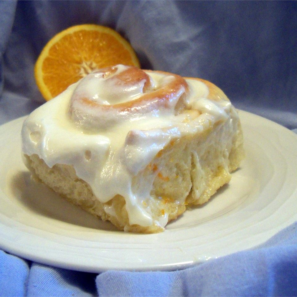 High Five Orange Rolls Rae
