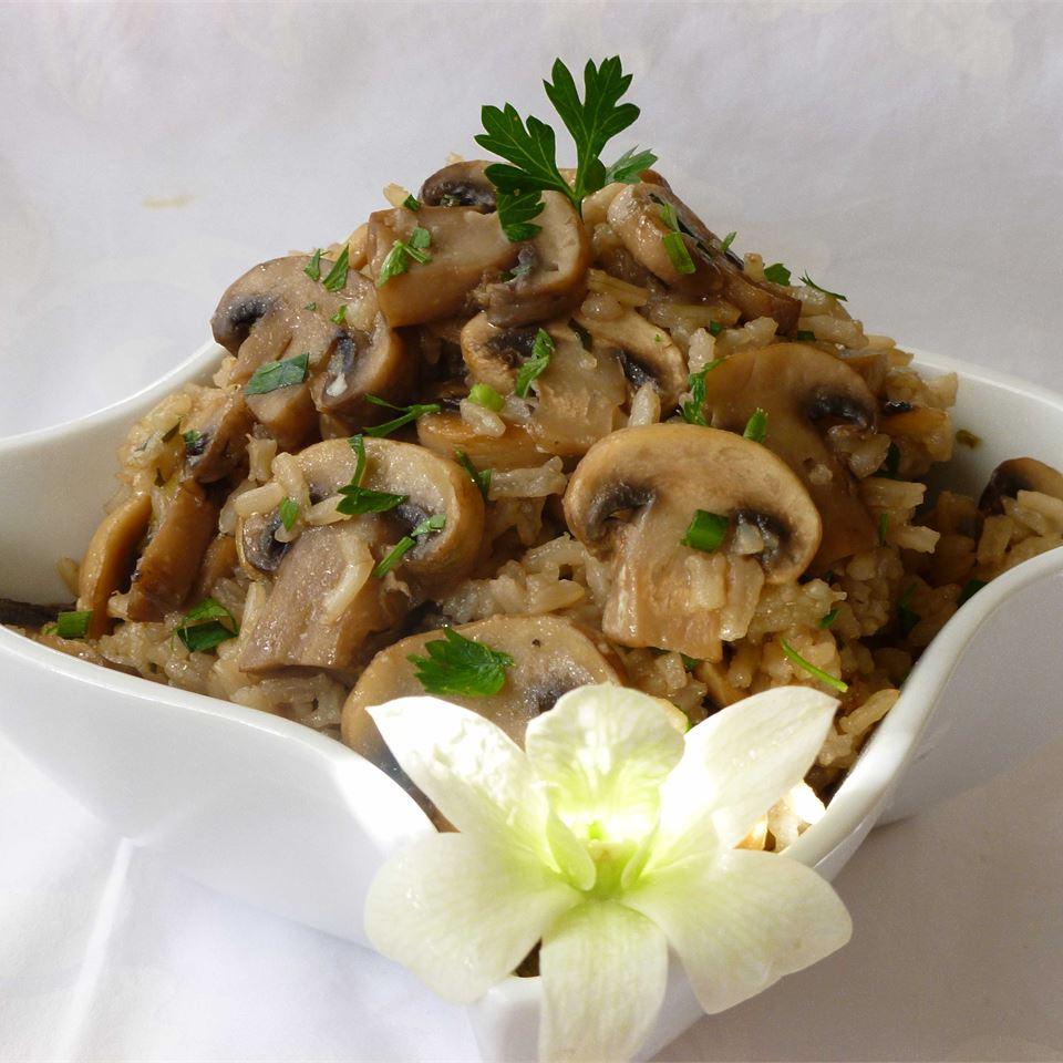 Mushroom Rice image