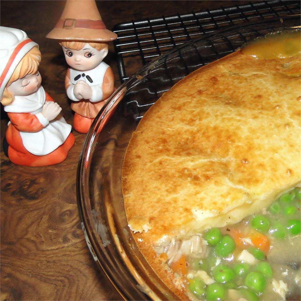 Campbell's Kitchen Easy Chicken Pot Pie SHORECOOK