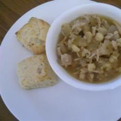 Slow Cooker Posole with Pork and Chicken gammaray (=