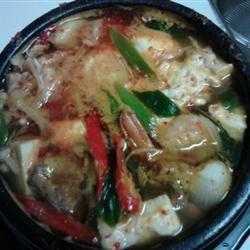 Korean Soft Tofu Stew (Soon Du Bu Jigae) mz_farmer