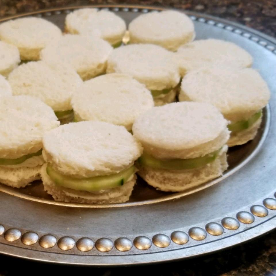 English Tea Cucumber Sandwiches  Allrecipes