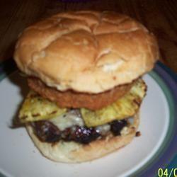 Hawaiian Belly Buster Burgers mykidsmom