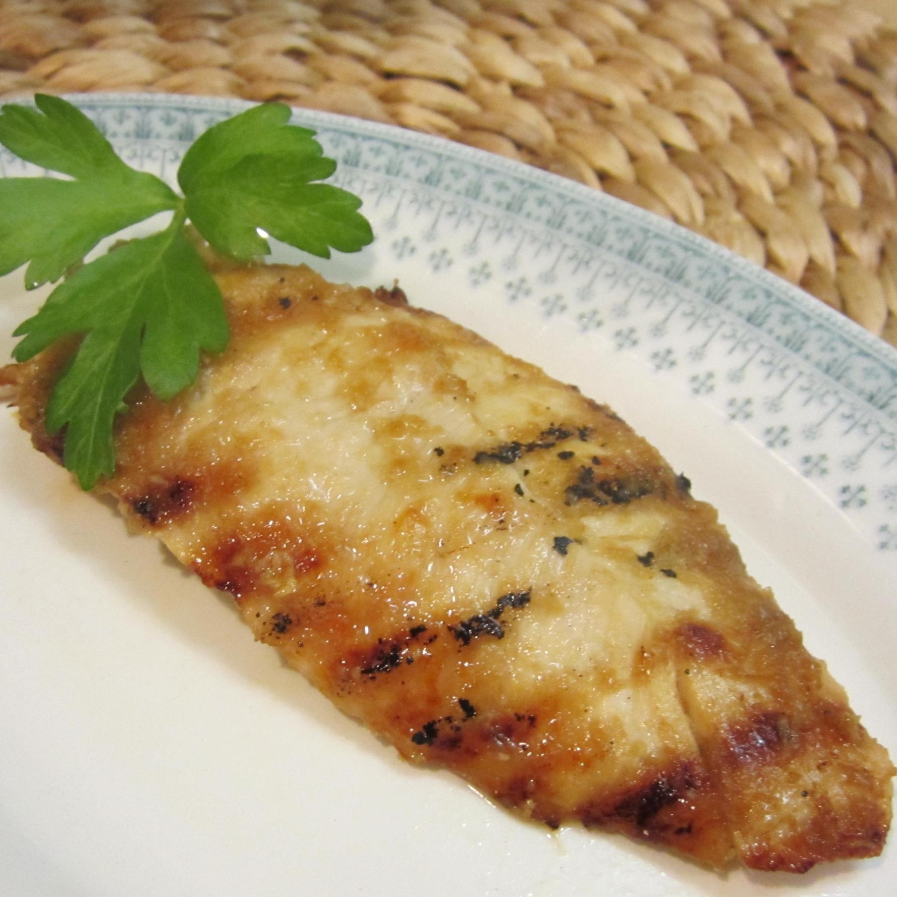 Ginger-Garlic Grilled Chicken image