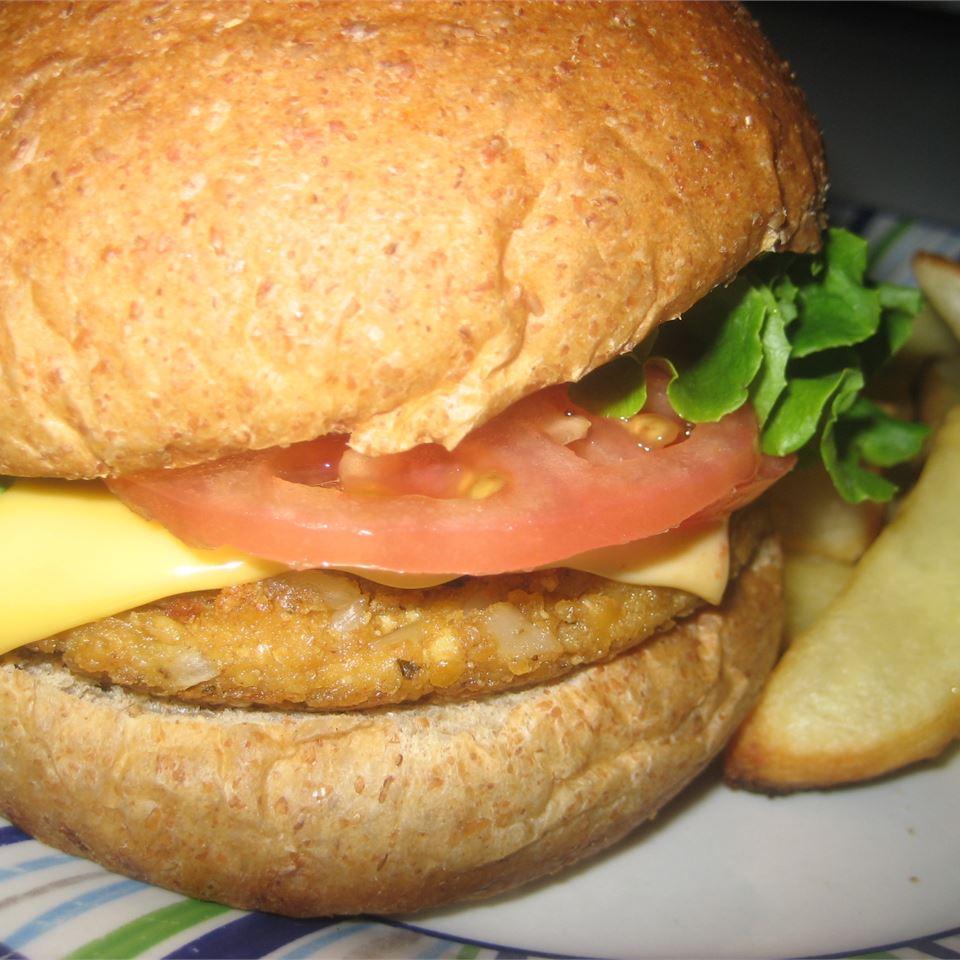All-Star Veggie Burger image