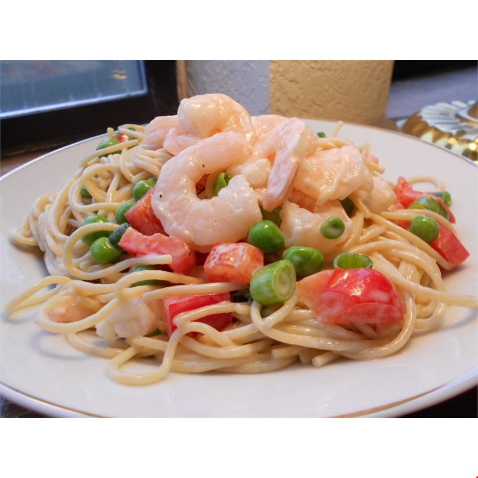 Spaghetti Shrimp Salad Recipe Allrecipes