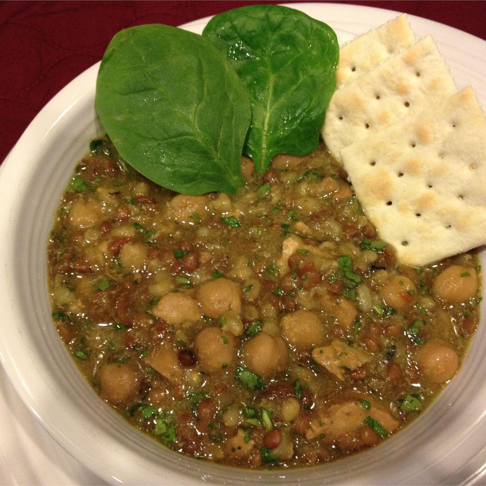 Pressure Cooker Italian Chicken Soup Julie M