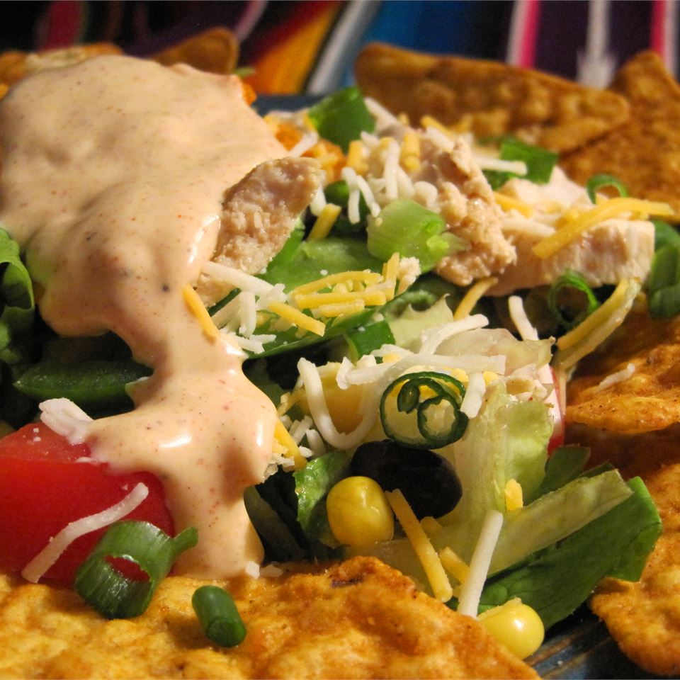 Southwest Chicken Salad II LYNNINMA