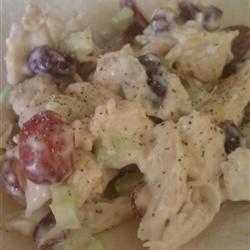 Dijon Chicken Salad Linda Farrell