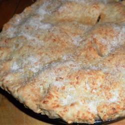 Apple Cheddar Cheese Pie