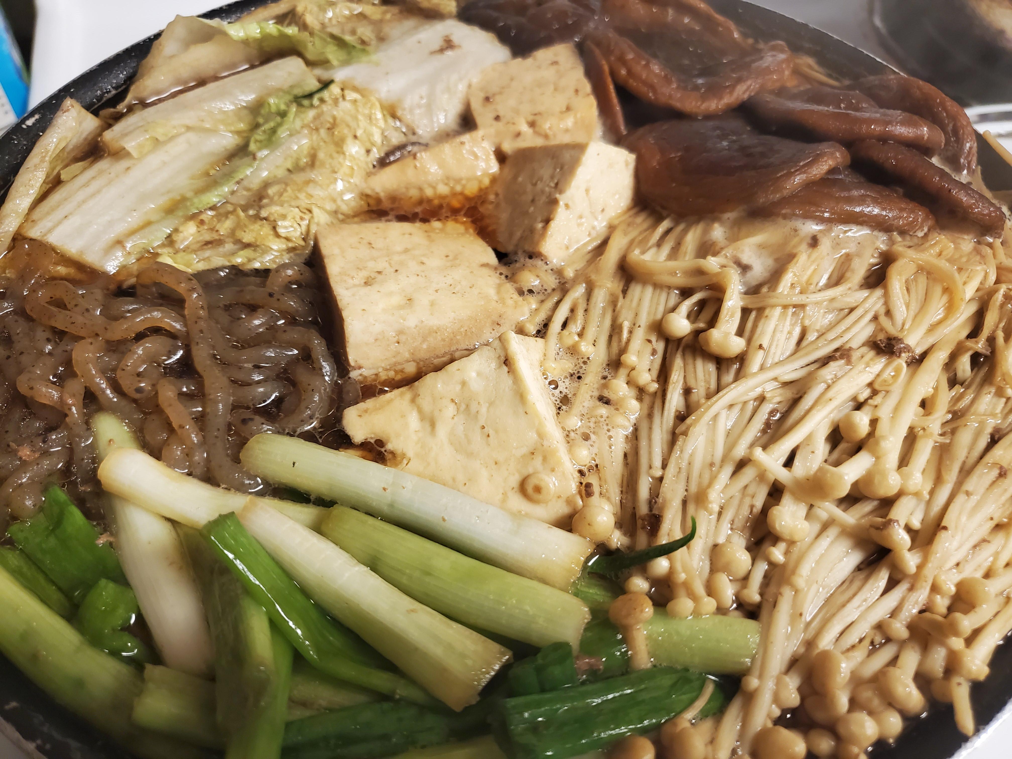 Traditional Beef Sukiyaki image