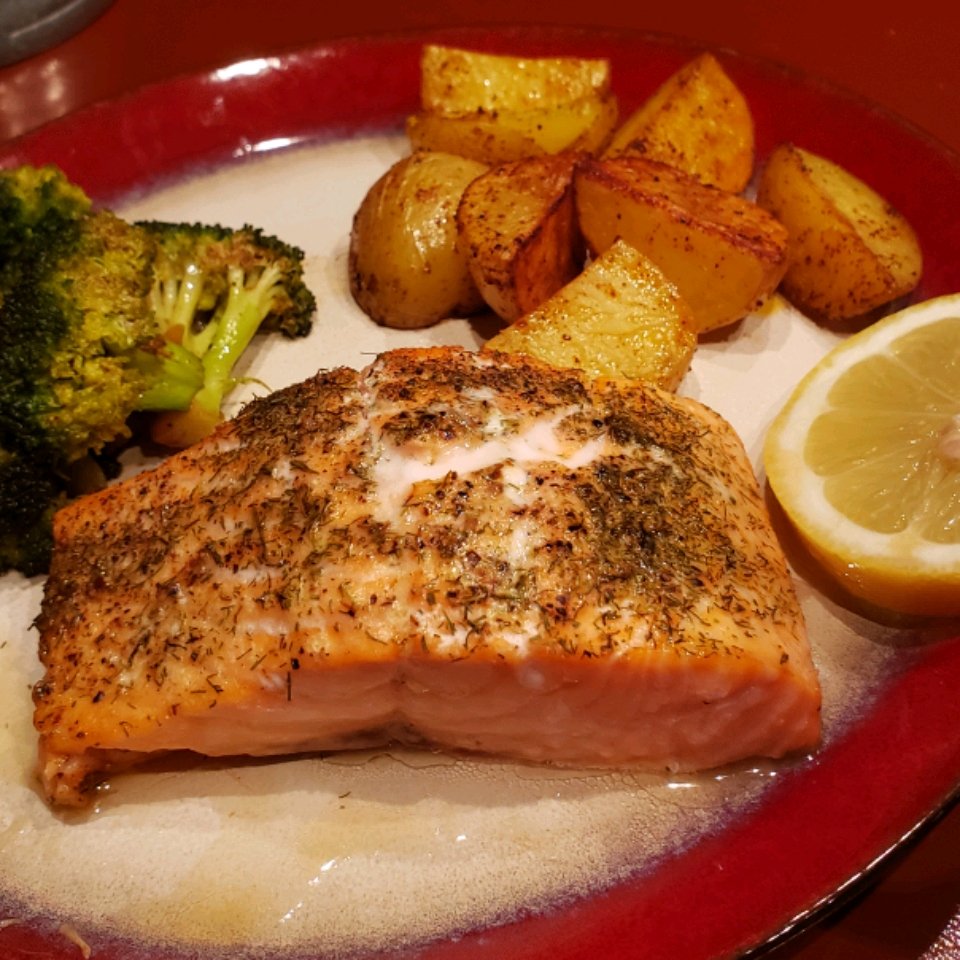 Salmon with Dill image