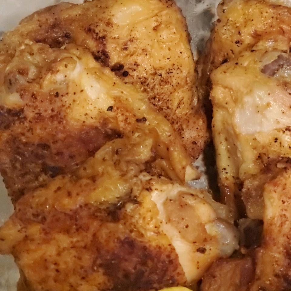 Air Fryer Chicken Thighs Recipe Allrecipes