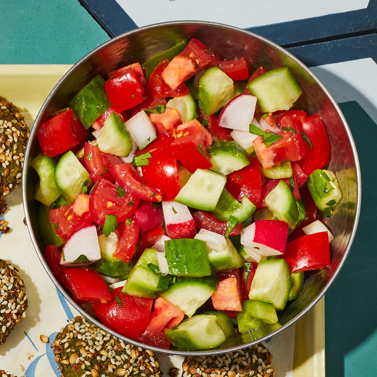 Egyptian Tossed Salad