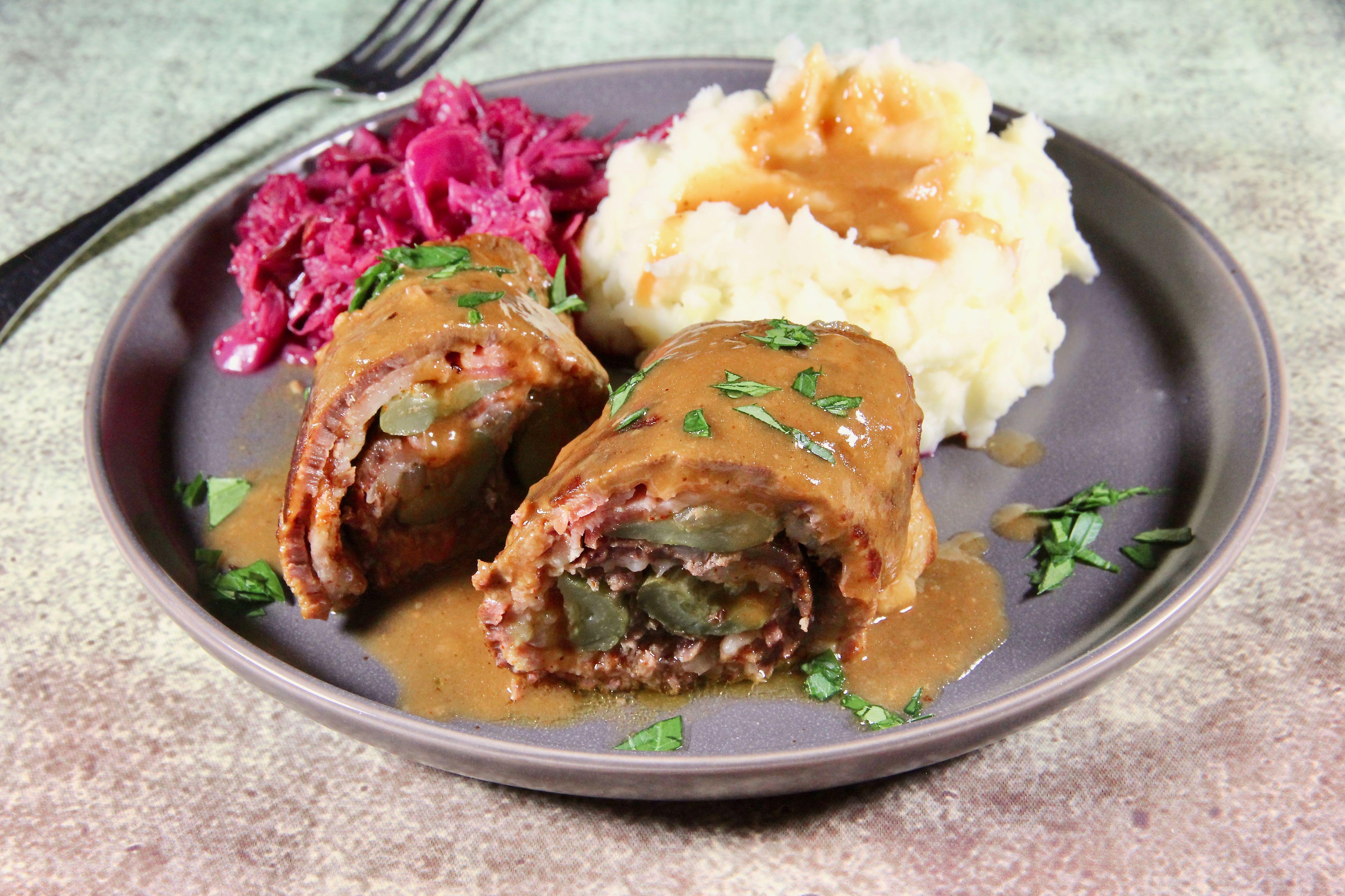 Chef John's Beef Rouladen image