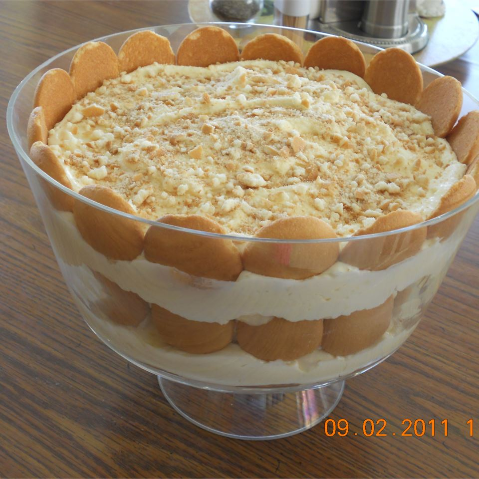 The Best Banana Pudding - Printer Friendly