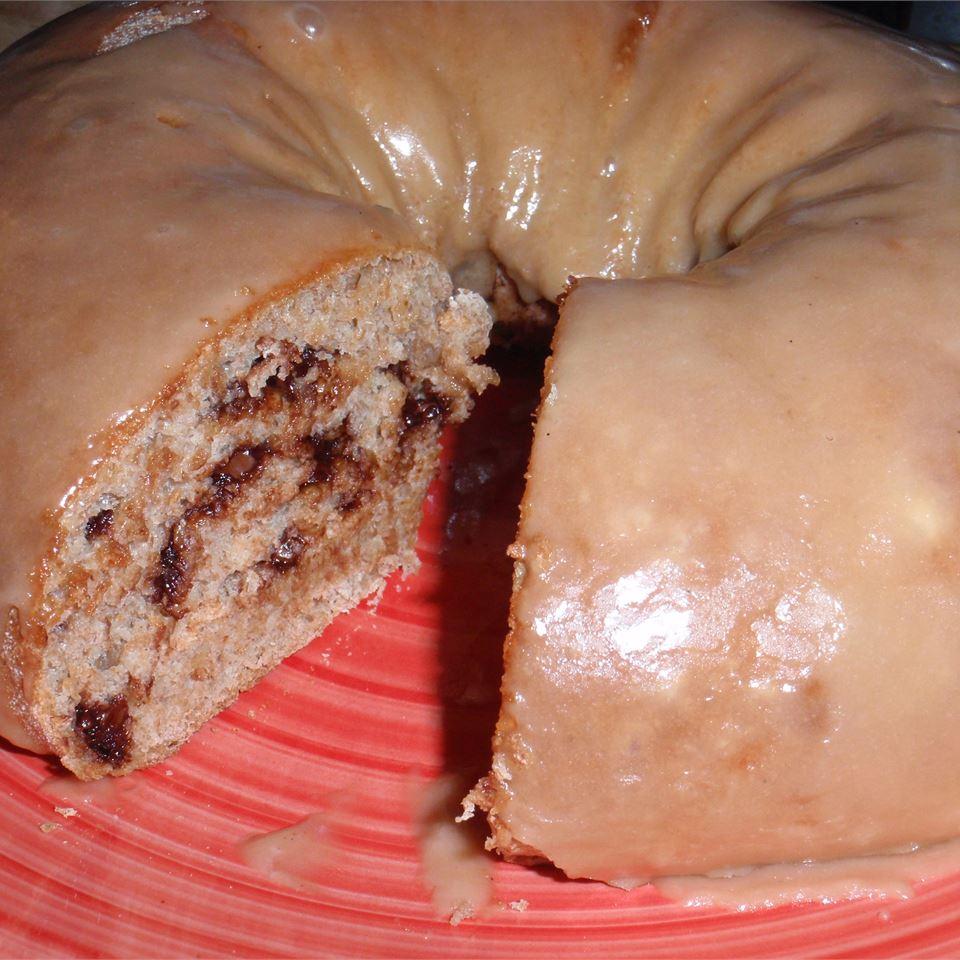 Mocha Cream Bread