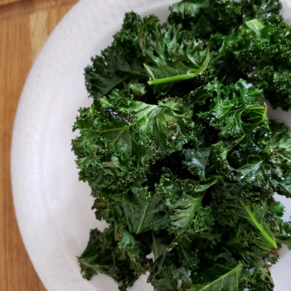 Baked Kale Chips_image