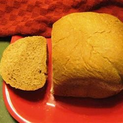 Steakhouse Wheat Bread for the Bread Machine