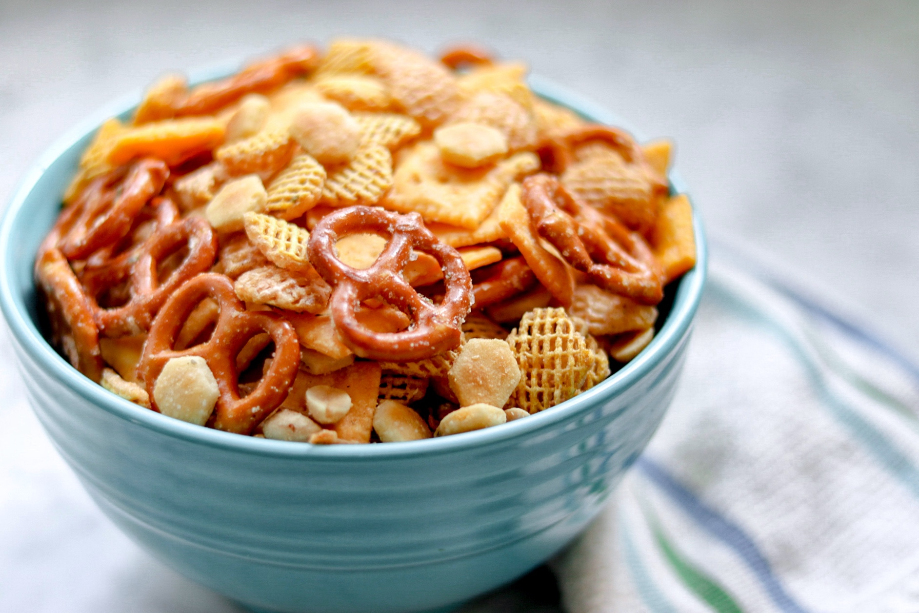 Ranch Snack Mix image