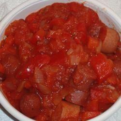 Hot Dog Creole image