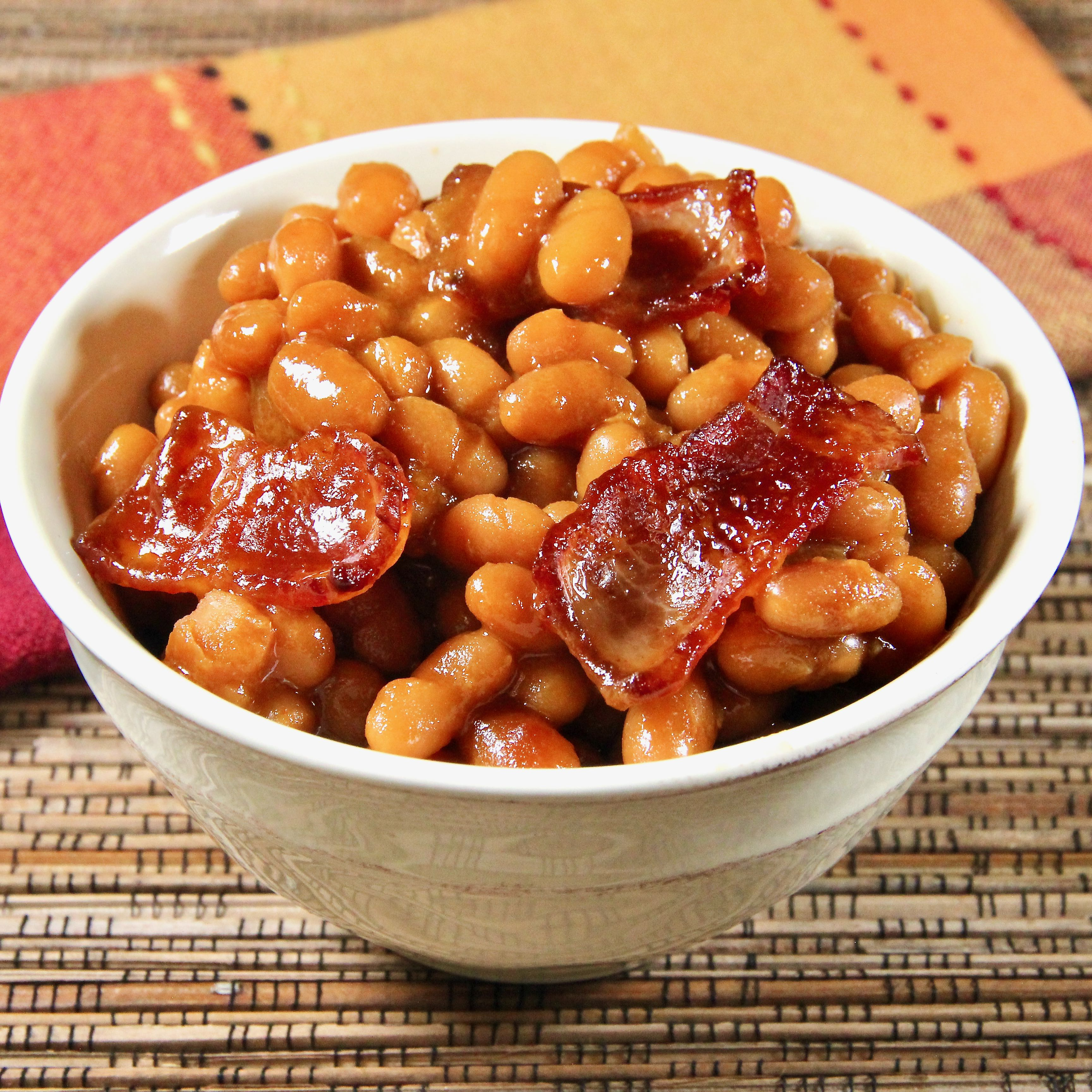 Simple Baked Beans_image